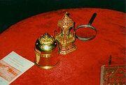 Buddha relics