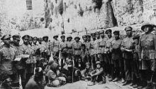 Jewish legion hakotel 1917