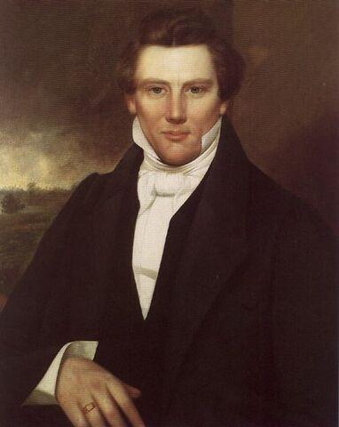 File:Joseph Smith, Jr. portrait owned by Joseph Smith III.jpg