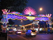 Deepavali, Little India, Singapore, Oct 06