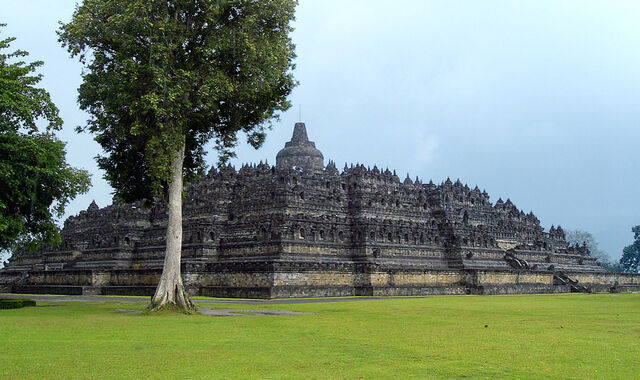File:Borobudur Northwest View.jpg