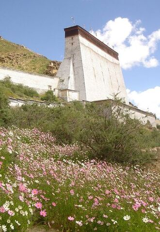 File:Tashilhunpo Thanka Wall.jpg