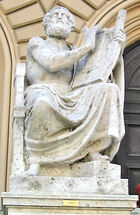 Homer Statue Munich
