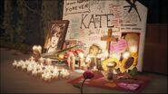 Kate building memorial