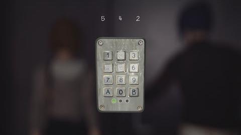 BARN CODE SOLUTION - Life is Strange Episode 4 Dark Room - Vault Solution