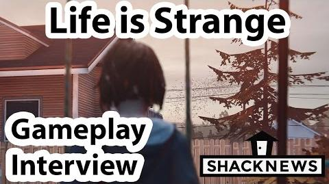 Life Is Strange Gameplay Preview Interview
