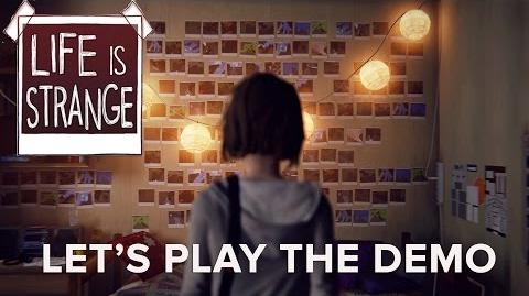 Let's Play the Life is Strange demo - Eurogamer