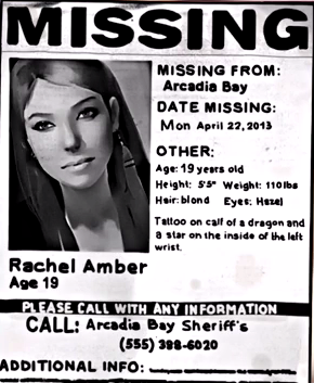 File:Rachel Amber Missing Person Poster.png