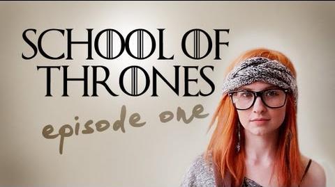School of Thrones - Episode 1 Prom Night Is Coming