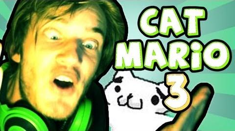 Cat Mario 3 - THE ABOMINATION CONTINUES!