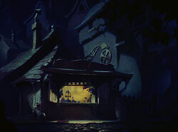 Geppetto's Workshop
