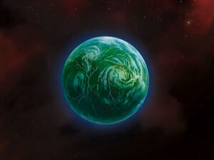 Jungle Planet (Energon)