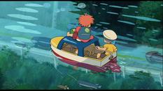 Sosuke's Boat
