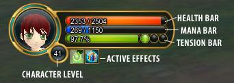 Gg interface charbar