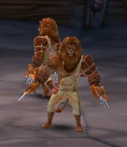 Wolverinelion
