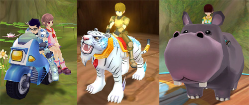Gg mounts examples