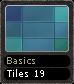 Basics Tiles 19