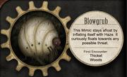 Mimics of Hatchwood Wilds Blowgrub