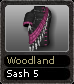 Woodland Sash 5