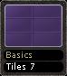 Basics Tiles 7