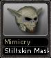 Mimicry Stiltskin Mask