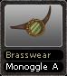 Brasswear Monoggle A