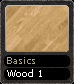 Basics Wood 1