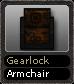 Gearlock Armchair