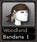 Woodland Bandana 1