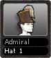 Admiral Hat 1