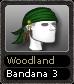 Woodland Bandana 3