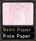 Basic Paper Rose Paper