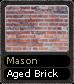 Mason Aged Brick
