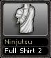 Ninjutsu Full Shirt 2