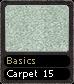 Basics Carpet 15