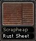 Scrapheap Rust Sheet