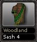 Woodland Sash 4