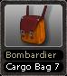 Bombardier Cargo Bag 7