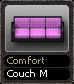 Comfort Couch M