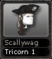 Scallywag Tricorn 1