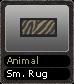 Animal Sm. Rug