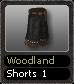 Woodland Shorts 1