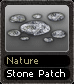 Nature Stone Patch