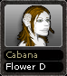 Cabana Flower D