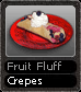 Fruit Fluff Crepes