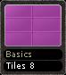 Basics Tiles 8