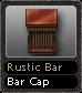 Rustic Bar Bar Cap