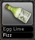 Egg Lime Fizz