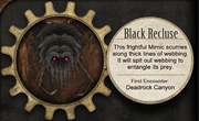 Mimics of Ridgeback Highlands Black Recluse