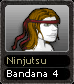Ninjutsu Bandana 4